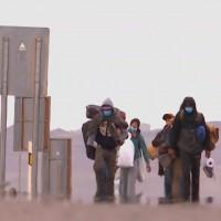 Iquique al límite por crisis migratoria: Simón Oliveros conoció la travesía de venezolanos para llegar al país