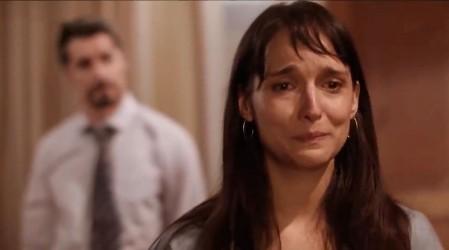 """""""Me enamoré de otra mujer"""": Subcomisario Leiva le confiesa todo a su esposa"""