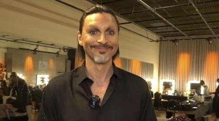 """Bosé es de mucha puesta en escena"""": Santiago Meneghello tras nuevo show"""