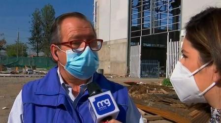 Alcalde de La Granja acusa sueldos impagos a trabajadores en construcción licitada a hermano de Felipe Guevara
