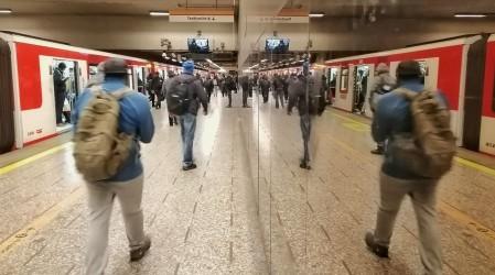 Con el fin del toque de queda, ¿hasta qué hora pasará el Metro?