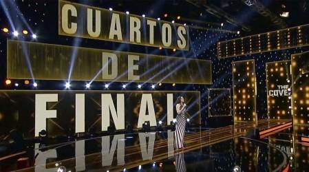 Un participante se despidió de The Covers en la segunda noche de cuartos de final