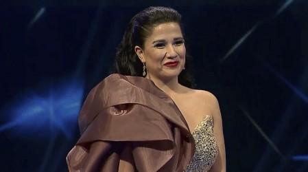 ¡Impecable! Carolina Soto emocionó al jurado con un nuevo tributo a Isabel Pantoja