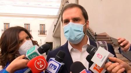 """""""Esto tiene una motivación política"""": Ministro Bellolio se refiere a acusación de Piñera por Minera Dominga"""