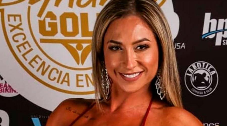 """¡El gran logro de Nicole """"Luli"""" Moreno!: Ganó el primer lugar en el Torneo Nacional de Fitness"""