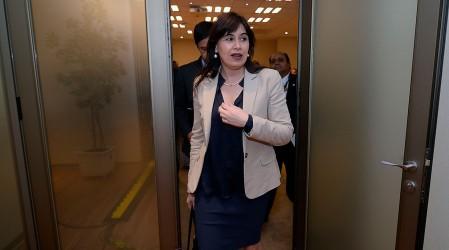 Habría recibido $42 millones: Javiera Blanco fue formalizada por malversación de gastos reservados
