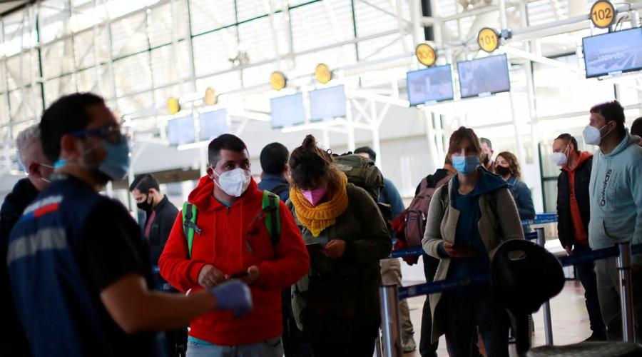 A partir del 1 de noviembre: Menores de 6 años podrán salir del país sin Pase de Movilidad