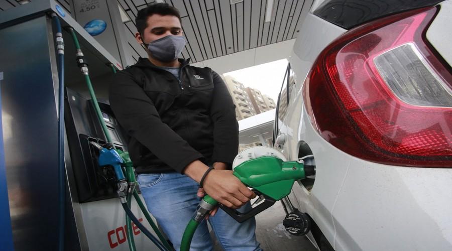 ¡Atención automovilistas!: Hoy volvieron a subir las bencinas