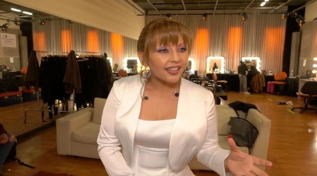 Denisse Malebrán se refiere al desafío de tributar a Palmenia Pizarro