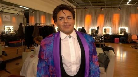 """Lo pasé súper bien"": Agustín ""Pastelito"" Maluenda nos sorprende tras su presentación"