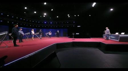 A las 22.35 horas: No te pierdas este 11 de octubre el gran debate presidencial 2021