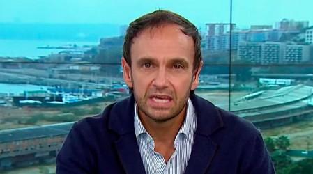 """""""La justicia tiene que hacer su pega"""": Rodrigo Sepúlveda condenó violencia tras muerte de abogada en marcha"""
