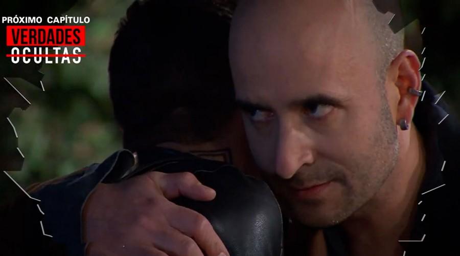 Avance: Mateo consolará a un desesperado Cristóbal