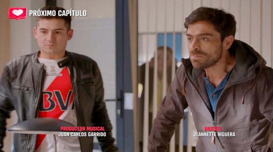 Avance: Santiago y Eduardo tendrán una gran discusión