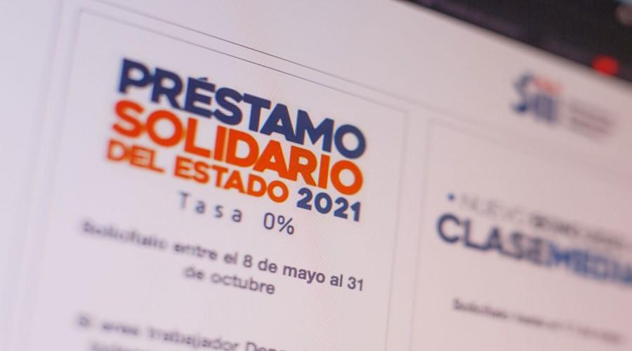 Solicita hasta $650 mil: Ya está disponible el último periodo de postulación al Préstamo Solidario