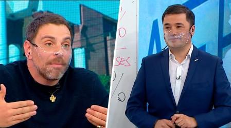 José Antonio Neme y Roberto Saa debaten sobre el proyecto del cuarto retiro de fondos