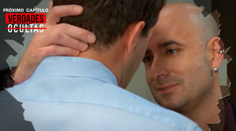 Avance: Mateo y Gaspar tendrán un cómplice encuentro