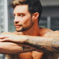 Luis Mateucci arrasa en Instagram con foto al desnudo