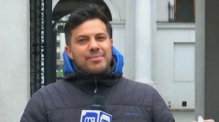 """""""Quiero al equipo, los quiero a todos"""": Simón Oliveros se sincera en Mucho Gusto"""