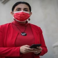 Filtran WhatsApp que revelarían ayuda de la ministra Rubilar en campaña de su pareja