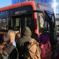 Ministerio de Transportes informó las calles que están con desvíos y el cierre de estaciones de Metro