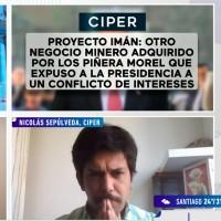 Proyecto Imán: El otro negocio minero que vincula a la familia de Sebastián Piñera