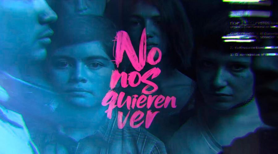 """La impactante serie """"No nos quieren ver"""" ya tiene fecha de estreno"""