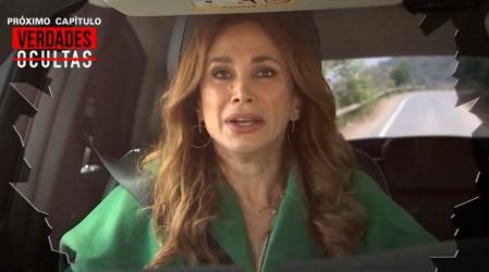 Avance: Samanta y Diego se desbarrancarán en su auto