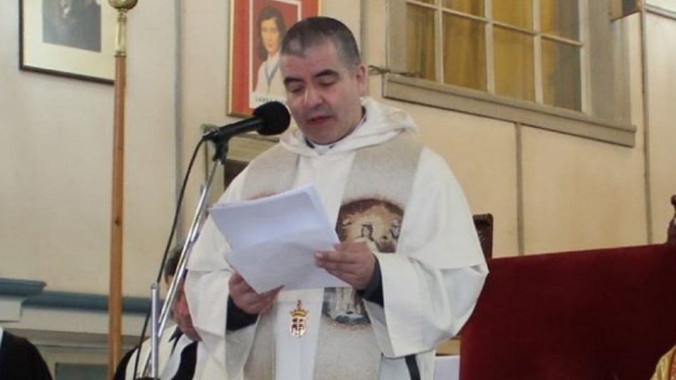 Ricardo Morales se encuentra bajo protección de la Fiscalía. / Arzobispado de Puerto Montt