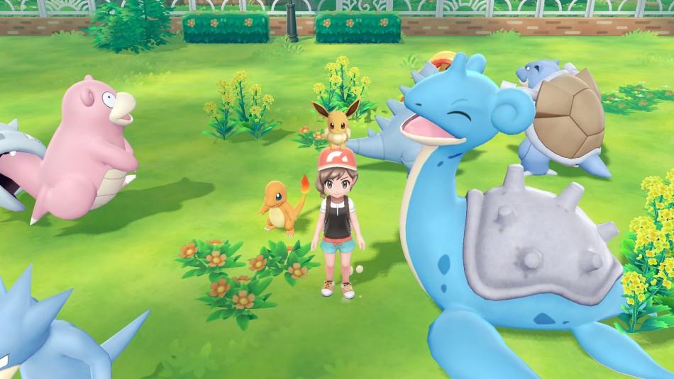 Pokémon: Let's Go, en su versión 'Pikachu!' o 'Eevee!' / Redes sociales.