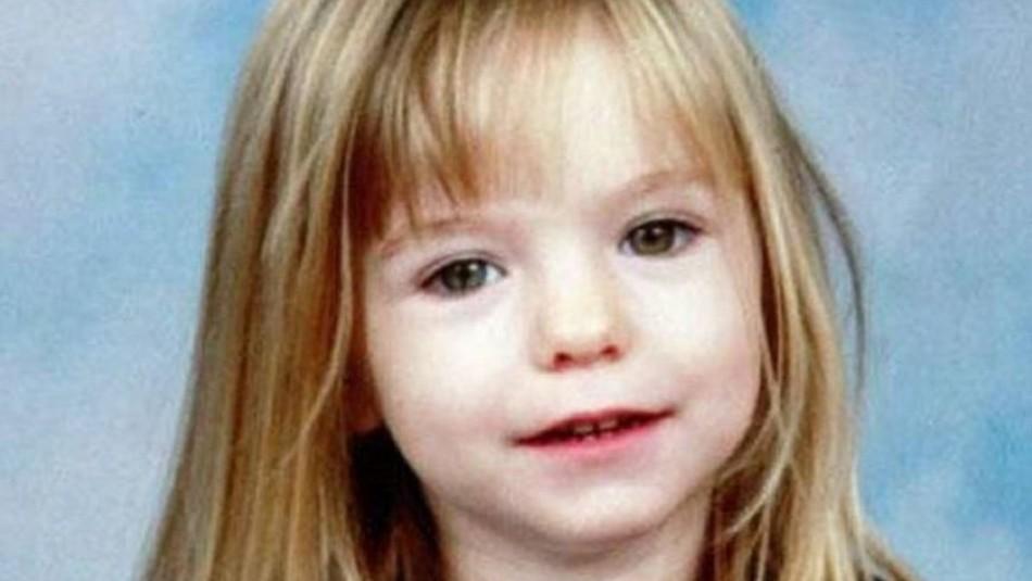 Revelan teoría desconocida sobre la desaparición de Madeleine McCann