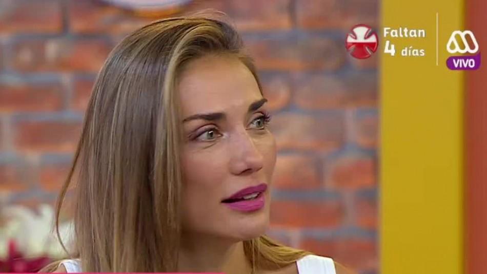Carolina de Moras / Mega.cl