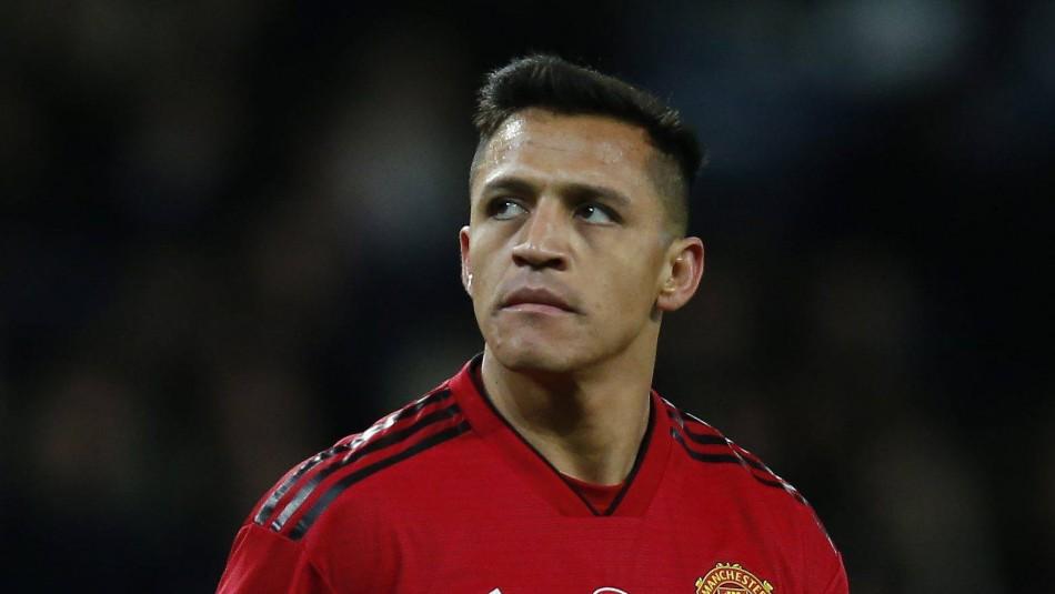 Malas noticias para Alexis: Ni siquiera va a la banca en duelo ante Young Boys por Champions League