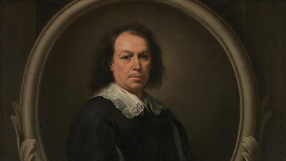 Bartolomé Esteban Murillo / Autorretrato realizado entre 1670 y 1673.