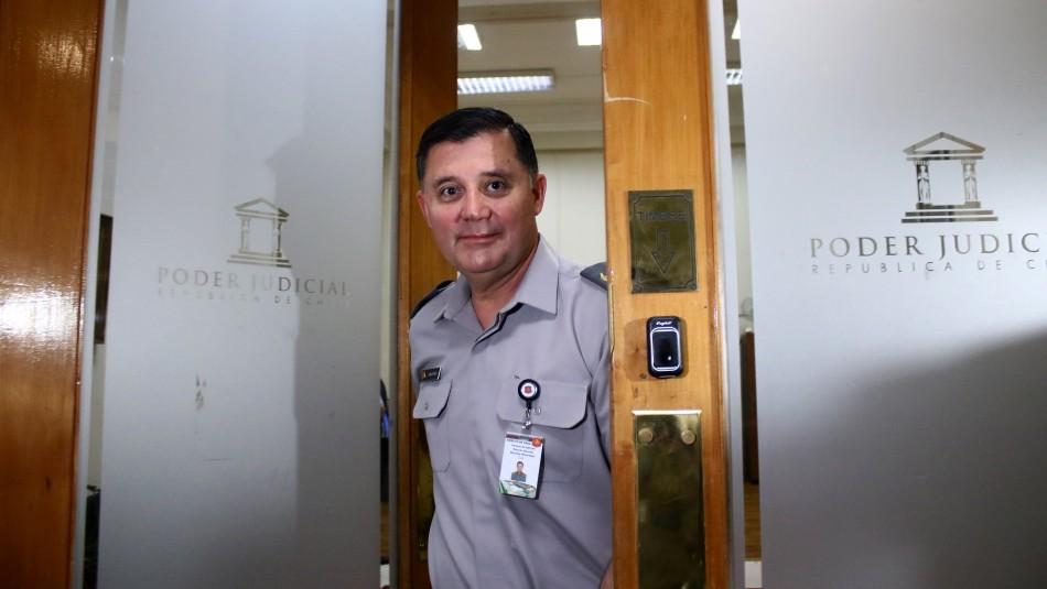 Martínez ante jueza que investiga el fraude en el Ejército: