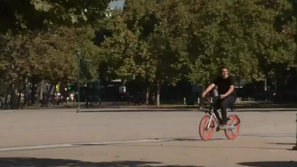 Aplicación de Ley de Convivencia Vial habría provocado disminución en uso de bicicletas públicas
