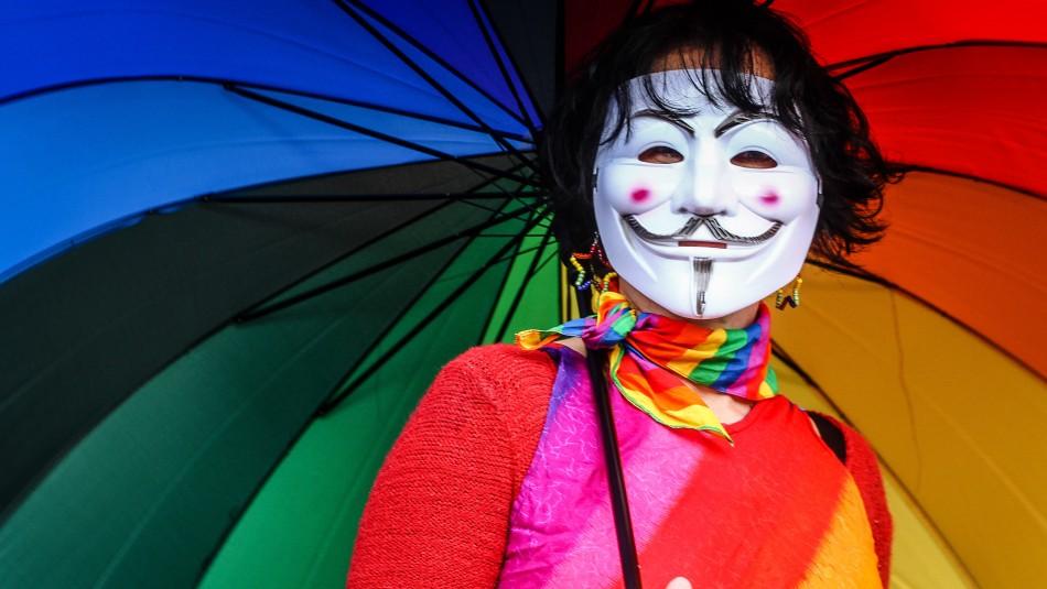 Movilh instalará el primer monumento por los derechos LGBTI / Referencial Agencia UNO.