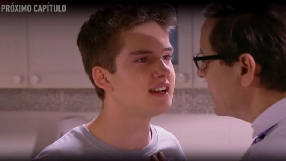 [VIDEO] Avance de Casa de Muñecos: Julian golpeará a su padre