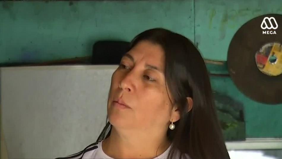 Madre de joven baleado en hecho donde vinculan a hijo de Nicole Moreno: