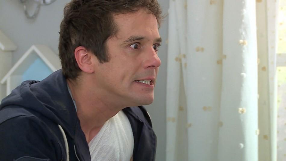 [VIDEO] Verdades Ocultas: Tomás juró vengarse de Rocío