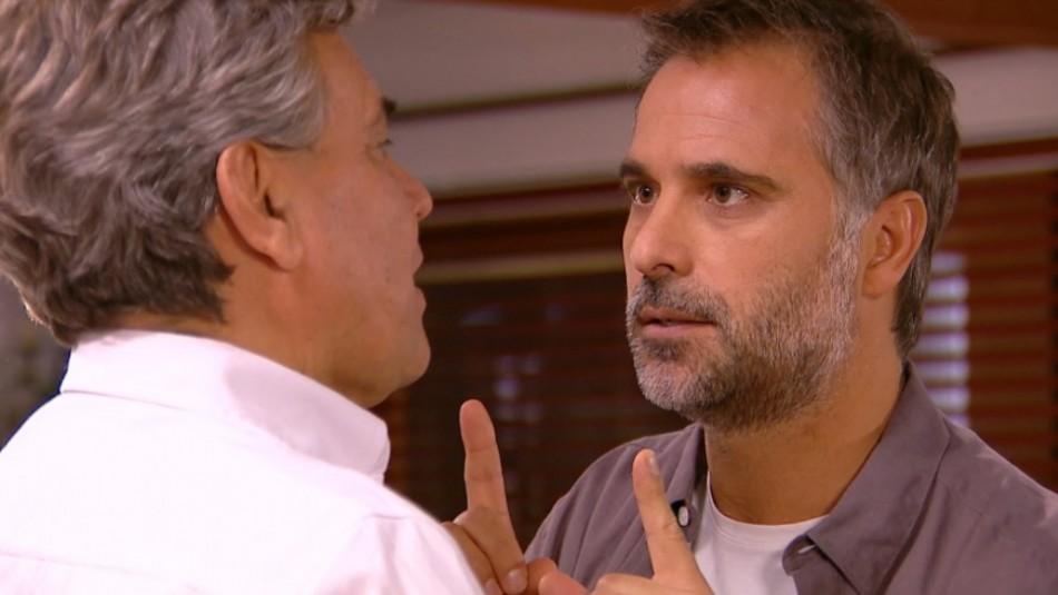 [VIDEO] Casa de Muñecos: Octavio advirtió a Federico y Almendra