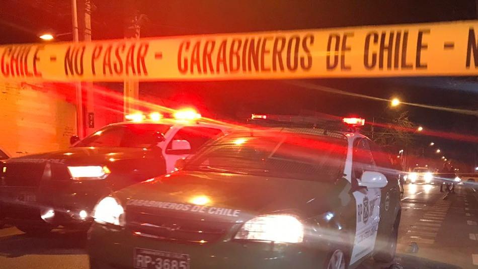 Roban automóvil y arma de fuego del chofer del Senador Insulza / Referencial Agencia UNO.