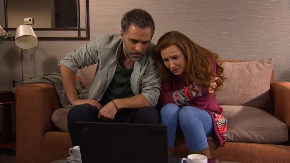 [VIDEO] Casa de Muñecos: Nora quedó en evidencia con Octavio y Leonor