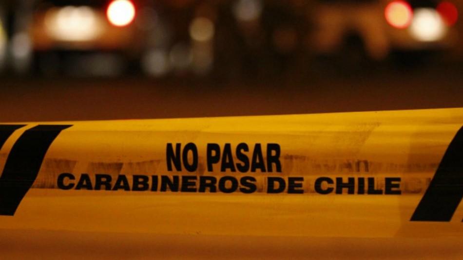 Lactante de nueve meses se encuentra grave tras ser asfixiada por su madre en Peñalolén / Referencial Agencia UNO.