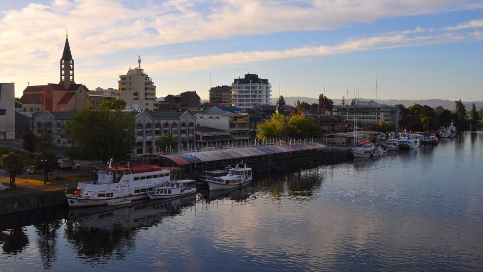 Ciudad de Valdivia / Agencia Uno