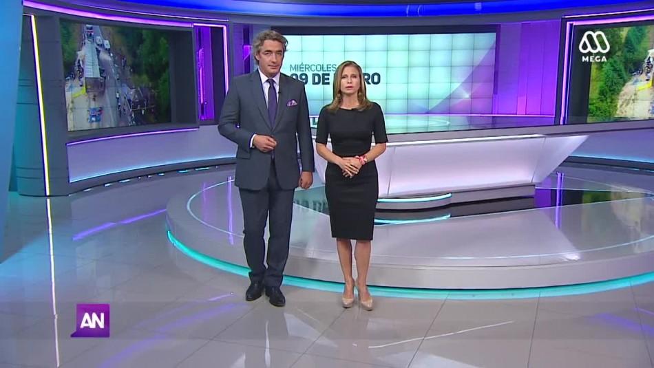 Ahora Noticias Central 9 de enero
