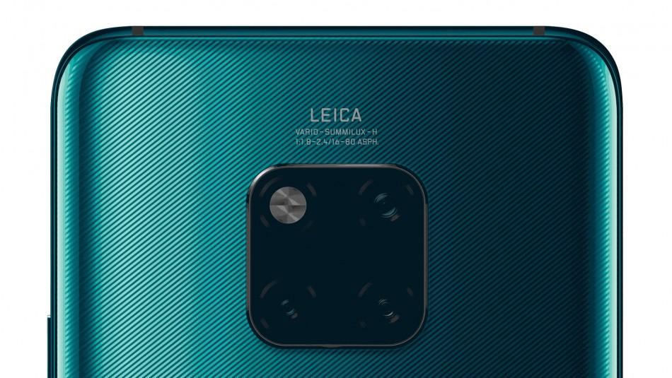 Premian al smartphone HUAWEI Mate 20 Pro como el mejor del 2019