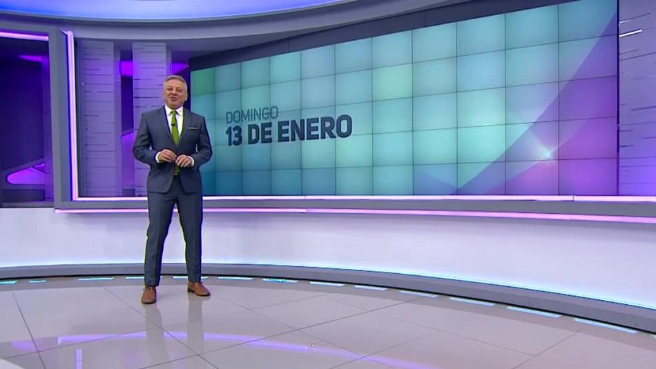 Ahora Noticias Central 13 de enero