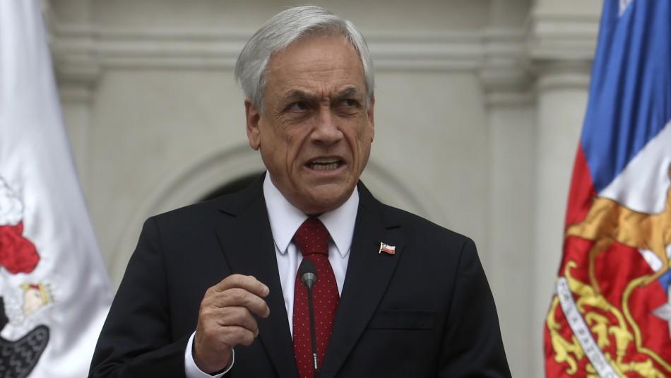 Piñera en inauguración de Congreso Futuro: