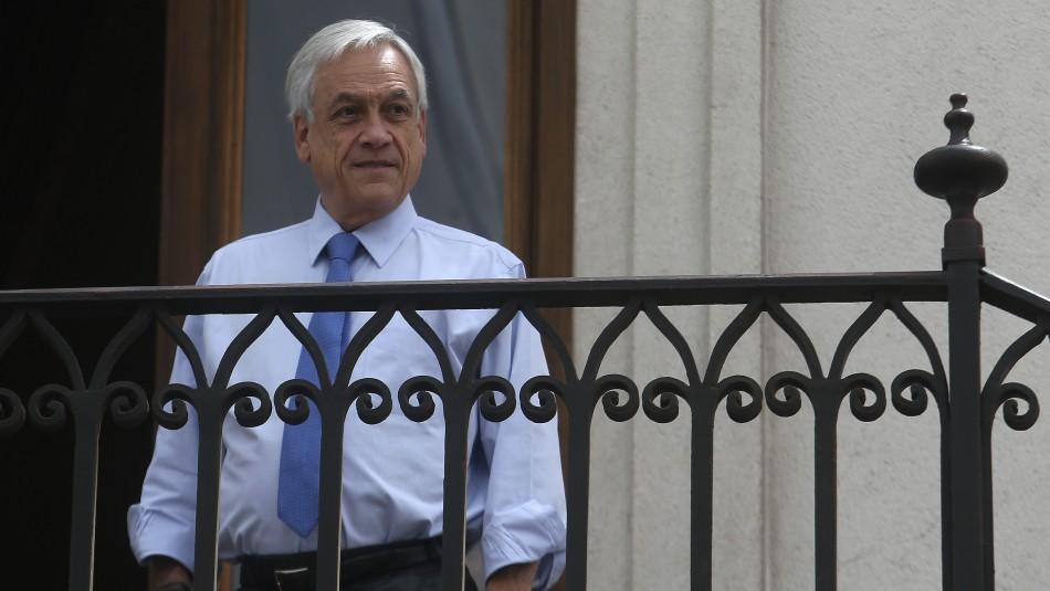 Piñera y palabras de Santibáñez por Jaime Guzmán: